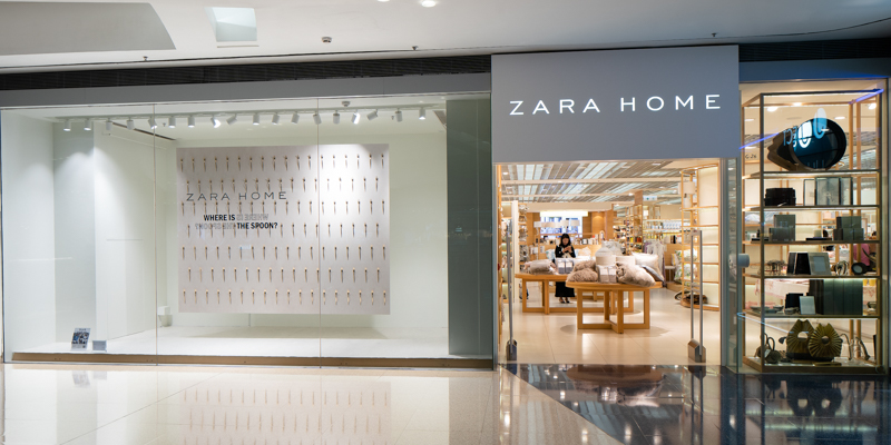 Zara Home At Festival Walk