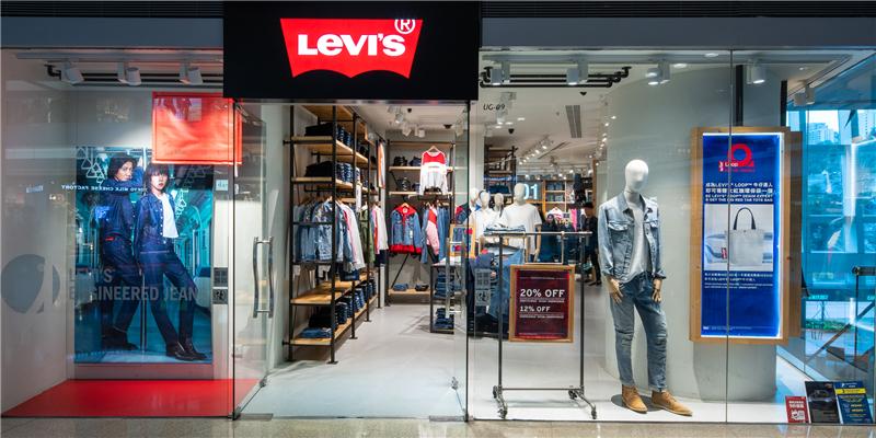 levis shop
