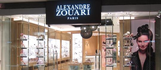Coiffeur visagiste alexandre zouari julietlauratricia site - Salon alexandre henry ...