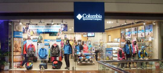 Columbia Sportswear  Instagram